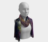 Mystic Adventure Oblong Scarf