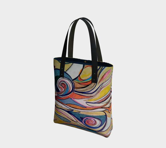 Ocean of Dreams Tote Handbag