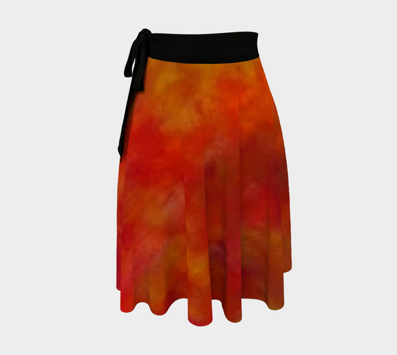 Fires of Creation Wrap Skirt