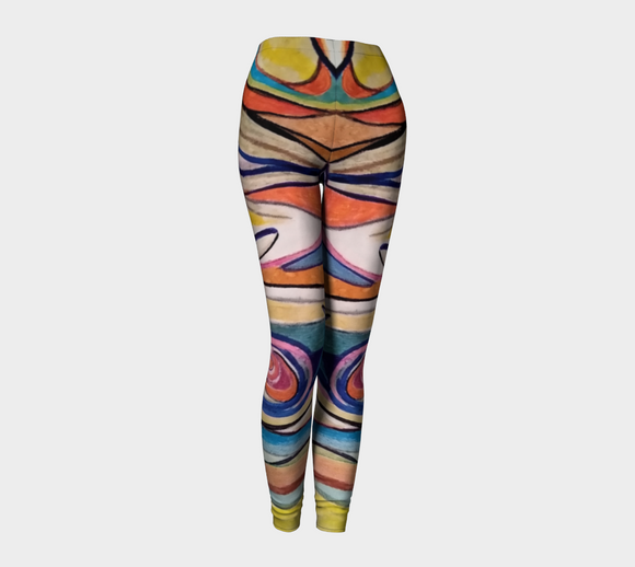 Ocean of Dreams Leggings