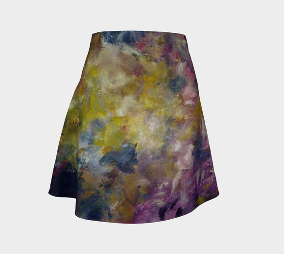 Mystic Adventure Flared Skirt
