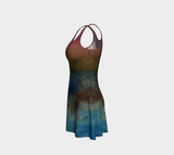 Divine Emanations Flared Dress