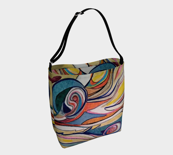 Ocean of Dreams Day Tote