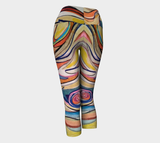 Ocean of Dreams Yoga Capris