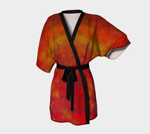 Fires of Creation Kimono Jacket/ Robe