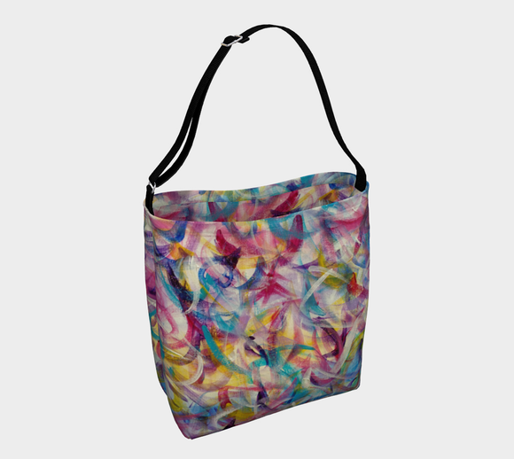 Unbound Joy Day Tote Bag