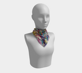 Unbound Joy Square Scarf