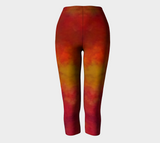 Fires of Creation Capris