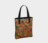 Autumn Leaves Tote Handbag