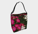Roses and Yarrow Day Tote Bag