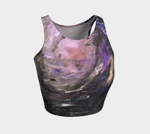 Cosmos Crop Top