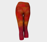Fires of Creation Yoga Capris