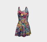 Unbound Joy Flared Dress