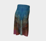 Divine Emanations Flared Skirt
