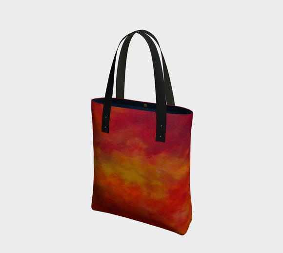 Fires of Creation Tote Handbag