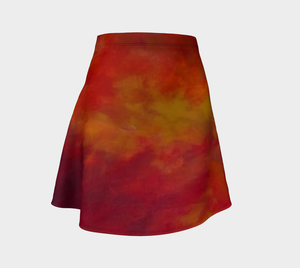 Fires of Creation Flared Skirt