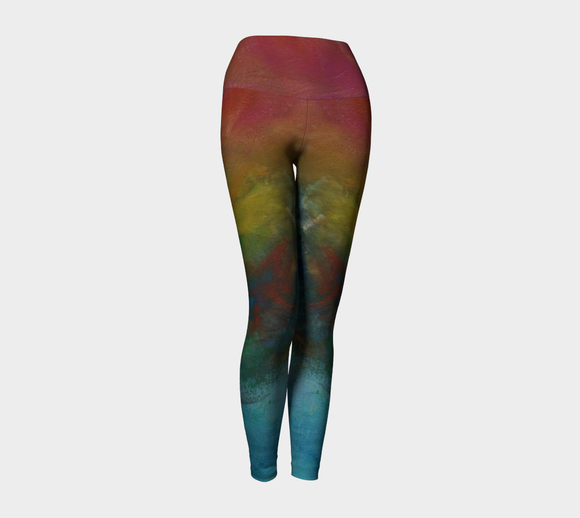 Divine Emanations Yoga Leggings