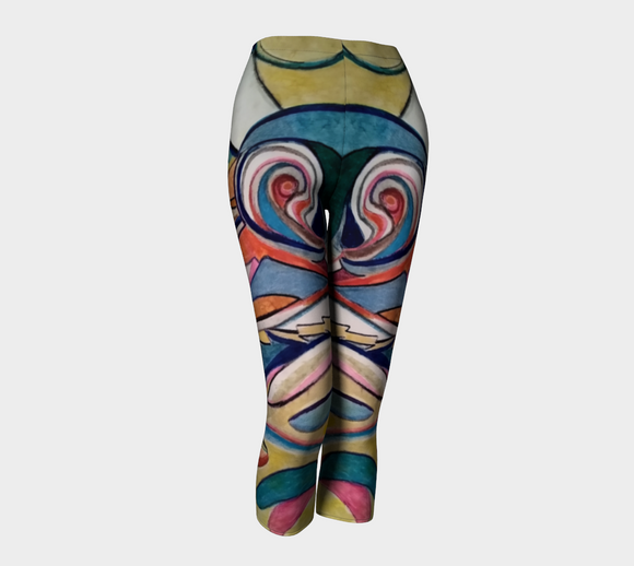 Ocean of Dreams Capris