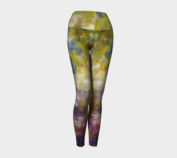 Mystic Adventure Yoga Leggings