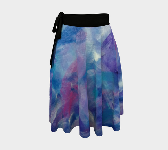 Tranquility Wrao Skirt