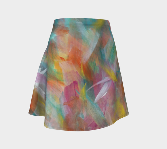 Liberty Flared Skirt