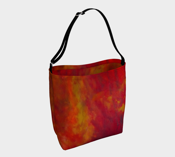 Fires of Creation Day Tote Bag