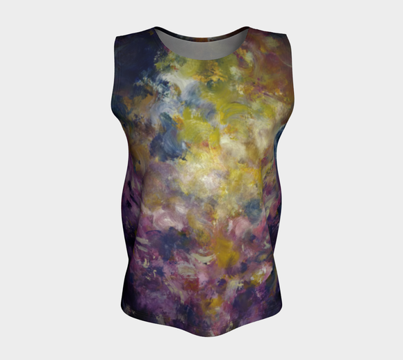 Mystic Adventure Loose Tank Top