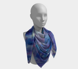 Tranquility Square Scarf