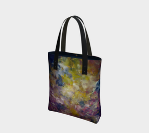 Mystic Adventure Tote Handbag
