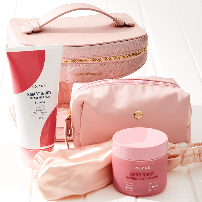 Anti-Ageing & Revitalising Korean Sleeping Mask Gift Set