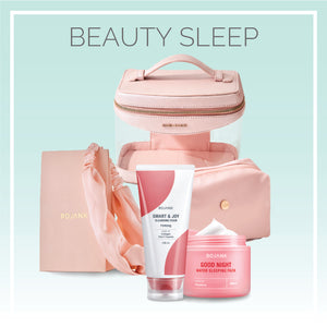 Beauty Sleep - Anti-Ageing & Revitalising Korean Sleeping Mask 5 Piece Gift Set