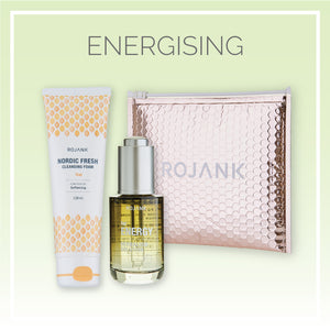 Energising Skin Perfecting Korean Aromatherapy Self Care Gift Set