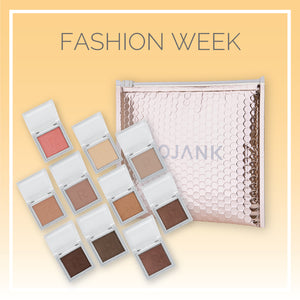 Fashion Week Silky Pressed Eyeshadow Gift Set - 10 Pack