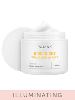 Illuminating Overnight Treatment Hydrating Sleeping Mask