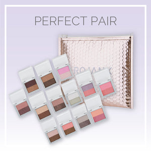 Colourful Duo Eyeshadow 13pc Gift Set