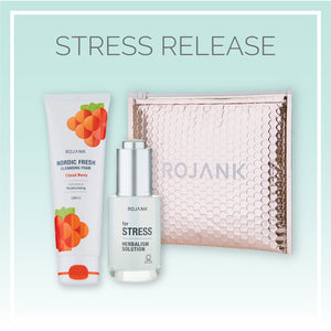 Stress Release Skin Perfecting Korean Aromatherapy Gift Set