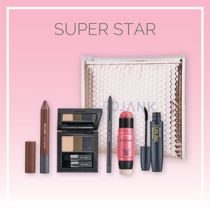 Natural Glow K-Beauty Essentials Makeup 5pc Set (Super Star)