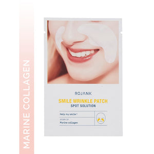Anti-Ageing Smile Wrinkle Targeted Treatment Mask - Sheet Mask