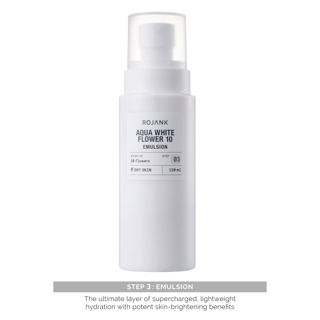 Aqua White Luminous Emulsion - Skincare