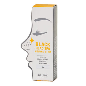 Blackhead Spa Melting Stick Targeted Treatment - Scrub & Wash Pack