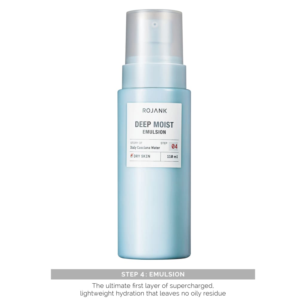 Deep Moist Ultimate Hydration Emulsion - Skincare