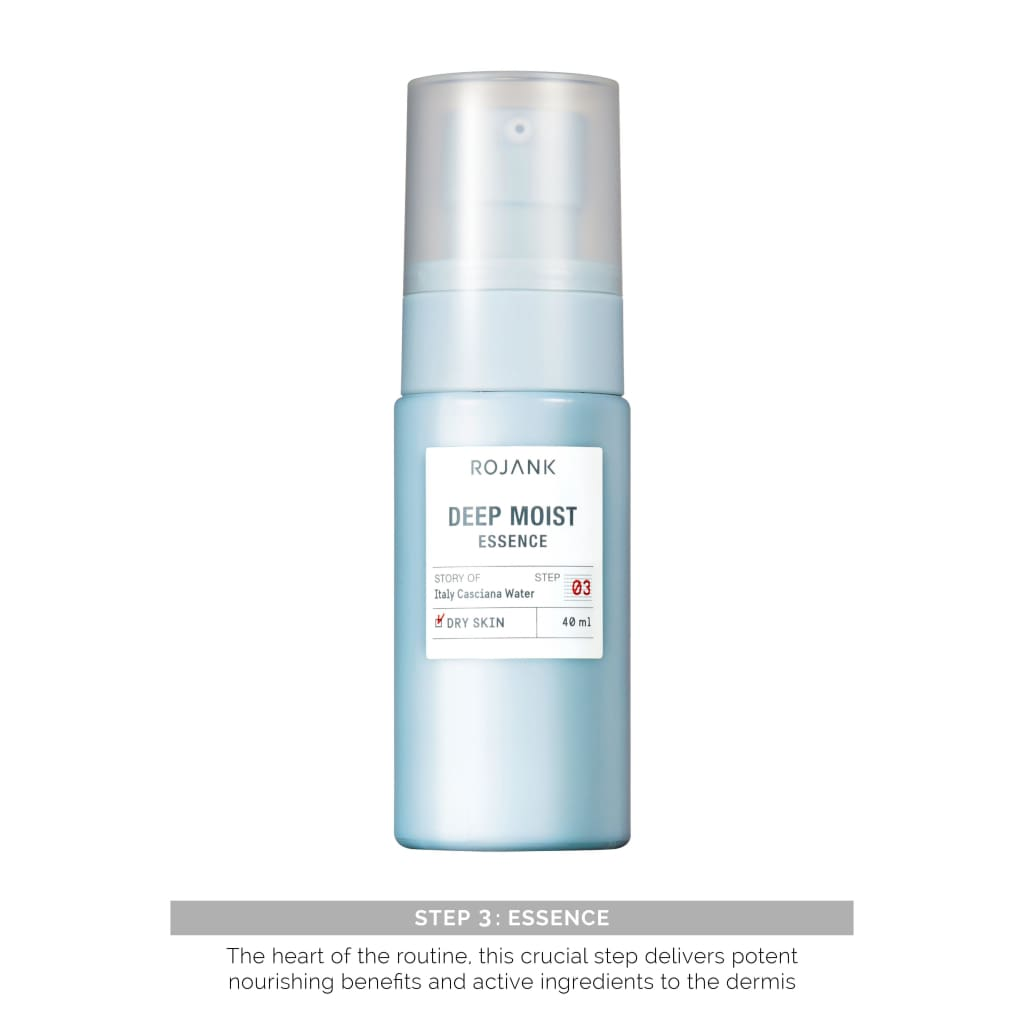Deep Moist Ultimate Hydration Essence - Skincare