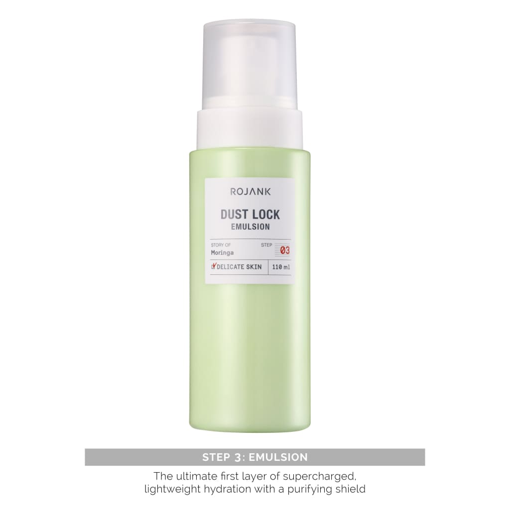Dust Lock Purifying Combination Skin Emulsion - Skincare