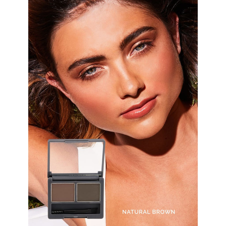 Eyebrow Dual Compact - Eye Make Up