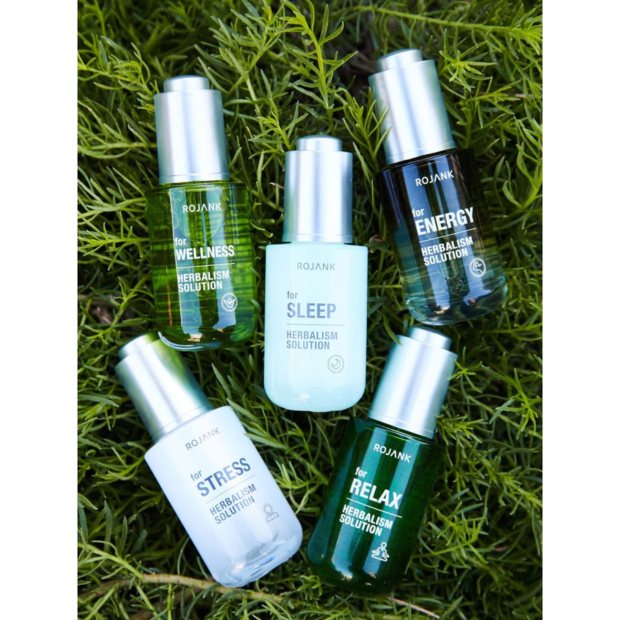 Herbalism Essential Oil Drops - Mists