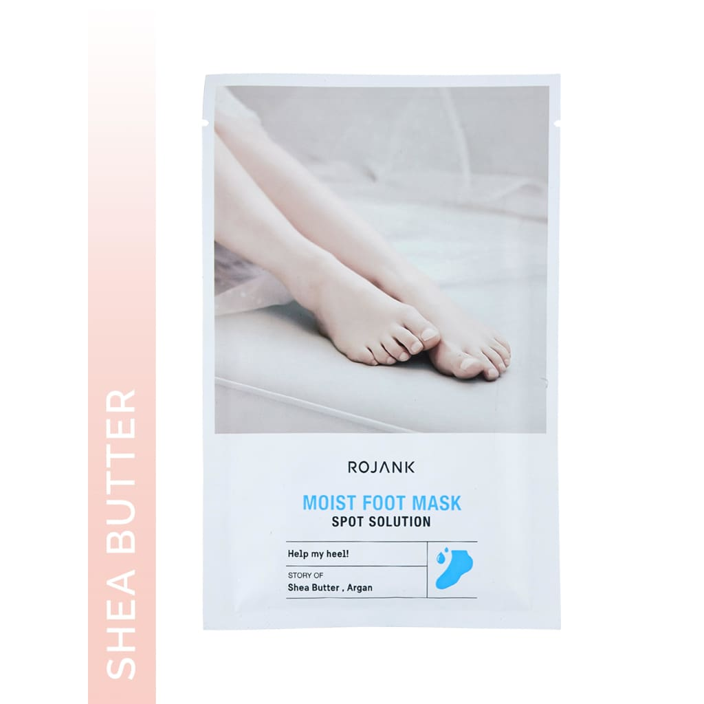 Intense Moisturising Foot Treatment Mask - Sheet Mask