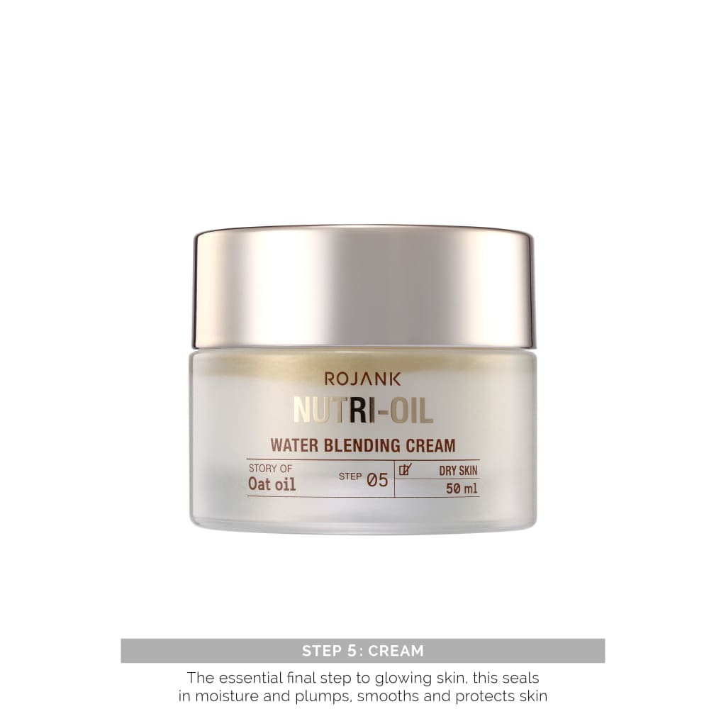 Nutri-Oil Nourishing Dry Skin Water Blending Cream - Skincare