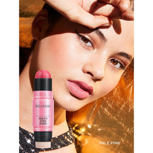 Pro-Fit Duo Colour Creamy Blush Stick - Blusher