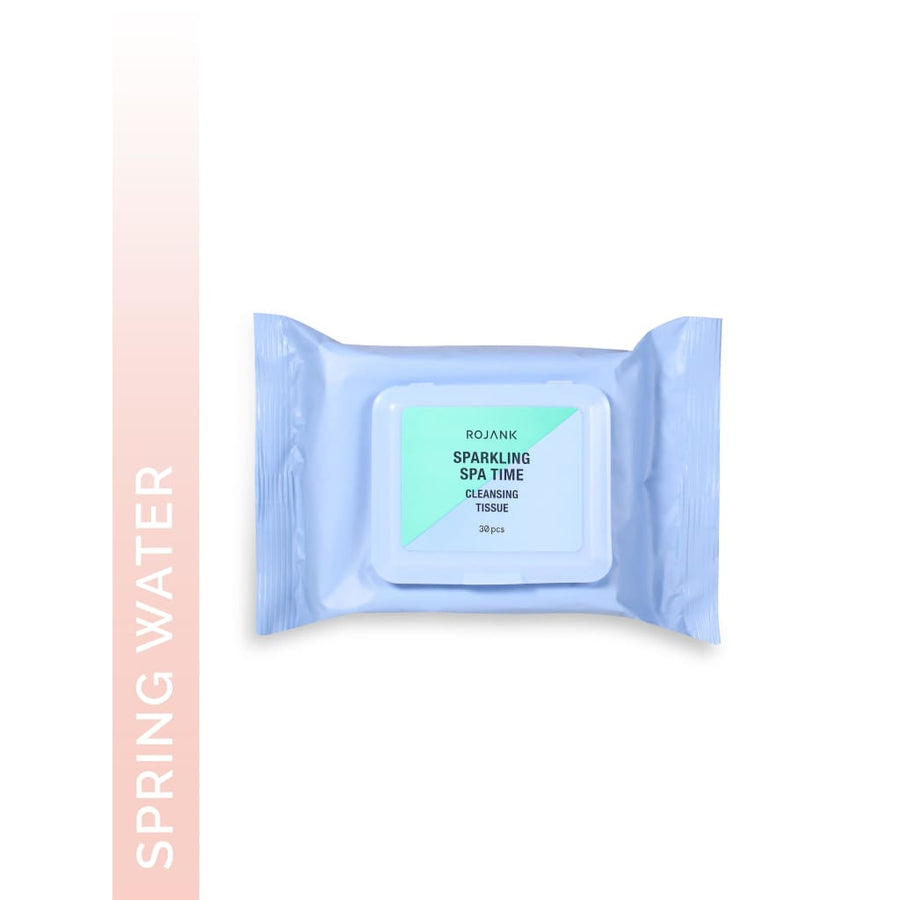 Sparkling Spa Time Deep Cleansing Tissue - Cleansing
