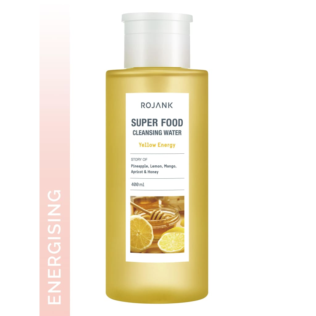 Super Food Micellar Water Cleanser - Cleansing